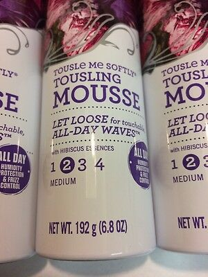 Tousling Mousse
